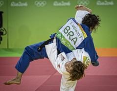 Rio2016 - Judo -48kg (OficialCBJ) Tags: judo rio2016 cbj sarah menezes 48kg riodejaneiro brasil