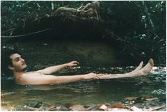 004 (bernardobath) Tags: digital analog xpro amazonas wild forest selfie riacho córrego floresta