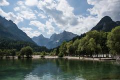 Kranjska Gora (Sandro Albanese) Tags: slovenia republikaslovenija slovenija europa europe natura nature verde green lago laghi lake lakes montagna mountain mountains kranjskagora