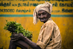 India (Enricodot ) Tags: enricodot portrait portraits people street streetphotographer streetlife color colors yellow basil