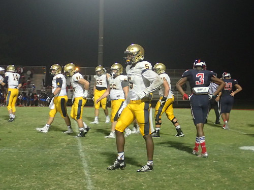 """Miramar vs St. Thomas Aquinas Sept 2, 2016 • <a style=""""font-size:0.8em;"""" href=""""http://www.flickr.com/photos/134567481@N04/28796589483/"""" target=""""_blank"""">View on Flickr</a>"""