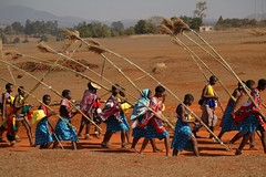 On the way to the King (carlos.aantunes) Tags: swazi king swaziland africa virgin choose red sand amazing cenrio