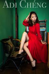 Adi_0034 (Adi Chng) Tags: adichng girl      redgreen
