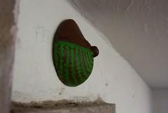Intra Larue 806 (intra.larue) Tags: intra urbain urban art moulage sein pecho moulding breast teta seno brust formen tton street arte urbano pit espanya urbana boob pompei