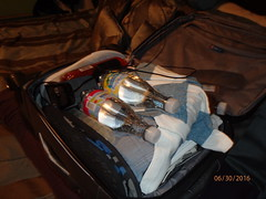 June 30, 2016 (osseous) Tags: 2016june supercon packing luggage