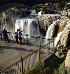 Shoshone Falls: Twin Falls Id. (PaulBP) Tags: shoshonefalls idaho waterfall snakeriver