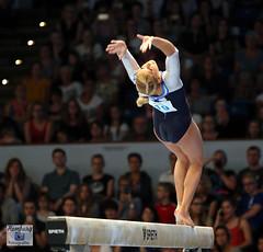 Deutsche Meisterschaft im Kunstturnen 2016  (62) (Enjoy my pixel.... :-)) Tags: sport turnen alsterdorfersporthalle hamburg 2016 deutschemeisterschaft dtb gymnastik gymnastic girl woman sexy pretty deutschland
