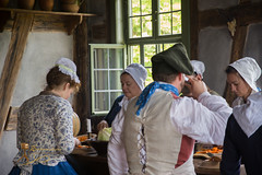 Viehmarkt 1756 - Wackershofen-0809.jpg (Siegfried Kreuzer) Tags: reenactment freilichtmuseum wackershofen viehmarkt 1756