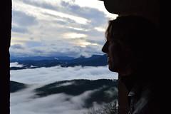 DannySidePortrait (dannyschlitt) Tags: clouds castle chteau alsace france nuages portrait face