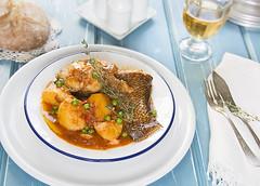 Caldeirada de Pinto. Cocina Gallega (Frabisa) Tags: caldeirada guiso cocinagallega pescado pinto galicia corua casero stew galiciancuisine fish home