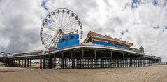 Blackpool (jan_baranovski) Tags: blackpool pier sea england seacost cost water wheel sony a6000