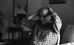 8363.lulu (Greg.photographie) Tags: nikon nikonfe nikkor 50mm f18 film analog foma 400 r09 noiretblanc bw blackandwhite portrait lulu lucien