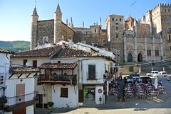 Guadalupe (javier_hdez) Tags: guadalupe extremadura españa turismo monasterio iglesia historia viajes viajar fotos fotografías