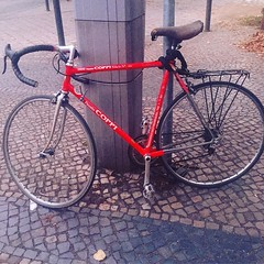 #faustocoppi #berlincycles (BERLIN CYCLES) Tags: berlin berlincycles speedbikes fixies hipster fixedgear