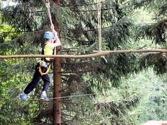 P8234093e (topzdk) Tags: treeclimbing summer 2016 czechrepublic ski slope lanovy park