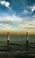 La porta dell'Atlantico (AlessandroDM) Tags: lisbona portogallo oceano oceanoatlantico atlantico lisboa pracadecommercio