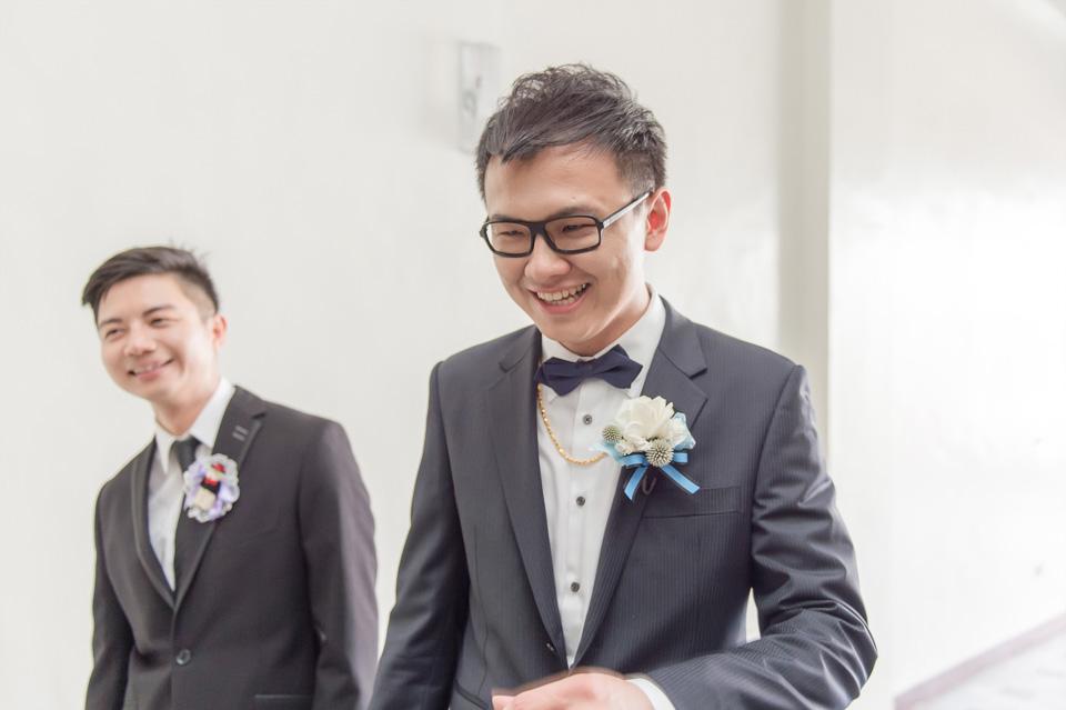 台南婚攝 情定婚宴城堡永康館 婚禮紀錄 C & V 049