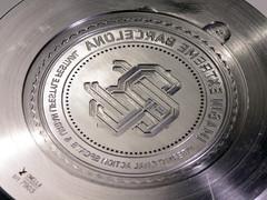 Grabado de troquel de estampado (www.omellagrabados.com) Tags: gravures grabados gravat grabado metal medalla medal mdaille estampacin troquel trofeo trophy trophe