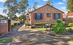 Villa 4/44 Allawah Street, Blacktown NSW