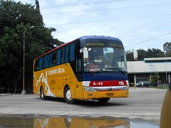 Yellow Bus Line A-42 (Monkey D. Luffy 2) Tags: bus yutong philbes philippine philippines enthusiasts society mindanao photography