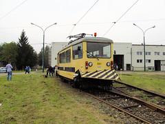 Snowblower, #36R, Tramwaje lskie (transport131) Tags: tram tramwaj t bdzin kzk gop snowblower