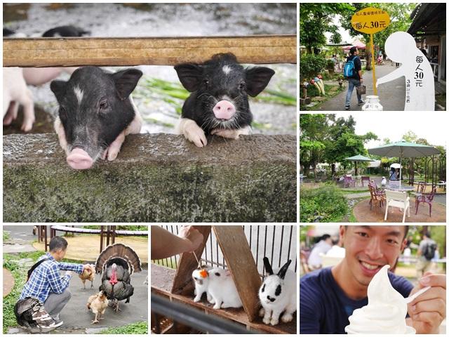 宜蘭羅東景點.宜農牧場.羊奶.霜淇淋.親子旅遊page