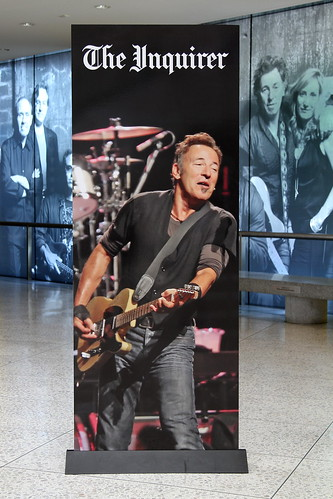 The Life and Music of Bruce Springsteen.