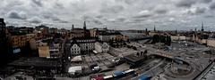 View from Katarinahissen