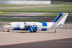 EI-RJX (GerardvdSchaaf) Tags: 146 bae cityjet eirjx aircraft airliner airplane schiphol aviation eham