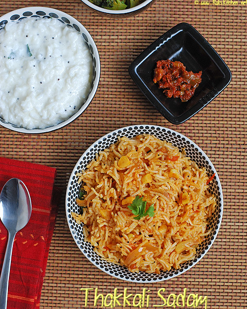 thakkali-sadam+recipe