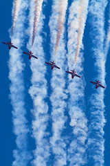 Our Snowbirds!! - Explored! #20 (Greg David) Tags: toronto air canadian cne airshow international snowbirds show toronto canadian cne airshow 2012