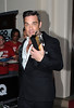 Robbie Williams at The GQ Men of the Year Awards 2012