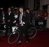 Boris Johnson at The GQ Men of the Year Awards 2012