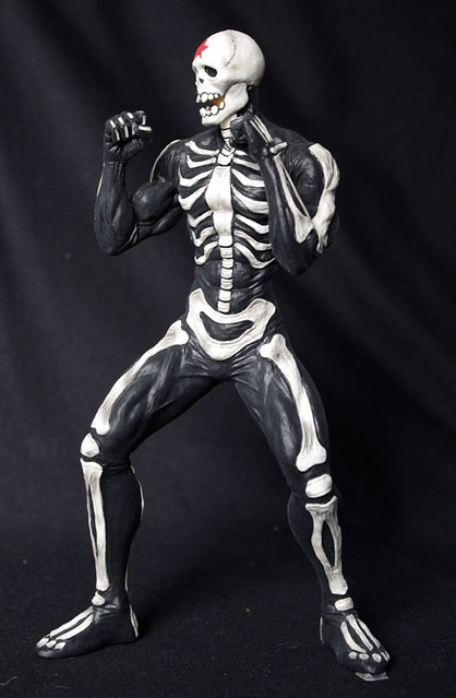 Tiger Mask The Skull Star 老虎假面 骨頭之星