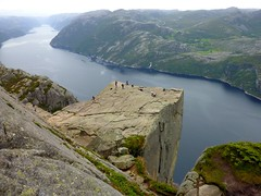 Preikestolen (Pulpit rock) (Frans.Sellies) Tags: norway norge norwegen noruega pulpit norvegia preikestolen pulpitrock noorwegen noreg norvège ノルウェー norwegia נורבגיה норвегия νορβηγία النرويج نروژ p1500847