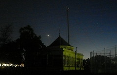 Venus and Dominion Observatory (kattabrained) Tags: astrophotography wellington