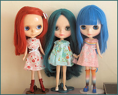 Robynn, Emmaline and Mercy.