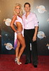 Natalie Lowe and Brendan Cole Strictly Come Dancing 2012 launch