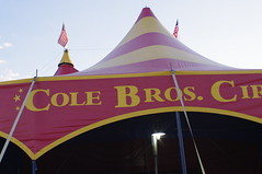Cole Bros Circus (Philip Osborne Photography) Tags: cole takumar circus handheld bros f25 135mm bayonet