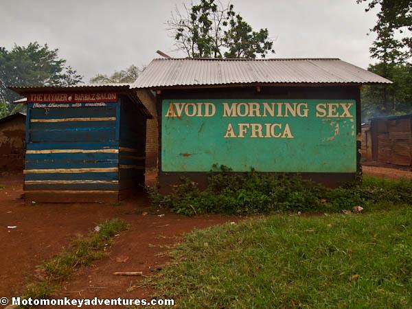 Avoid Morning Sex Africa