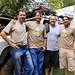 Iguaçu, Roy, Brick e Avi