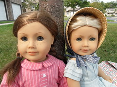 SDC10538 (kgabor19) Tags: laura girl jack doll mary caroline bulldog american abbott 1812 littlehouseontheprairie