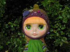 Mango Chutney (Helena / Funny Bunny) Tags: doll blythe eurotrash shrooming rbl funnybunny mangochutney eurotrashfashion simplymango fbfashion