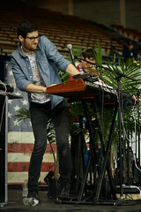 Mike Mullin of Vacationer @ Rock The Vote (Julia Rose Photography) Tags: concertphotography rockthevote vacationer villanovauniversity vacationermusic