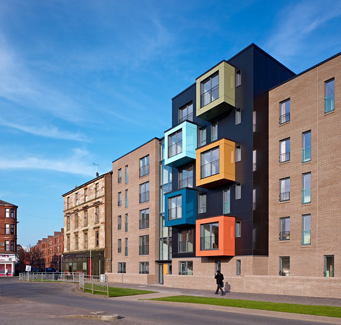 Housing at Golspie Street and Shaw Street by DO Architecture