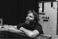 Brent Mydland, July 1984 (dgans) Tags: music berkeley gratefuldead keyboards deadheads greektheater brentmydland