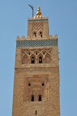 Kotoubia Mosque Marrakech (ronindunedin) Tags: africa north mosque morocco marrakech islamic almohad kotoubia magrebh