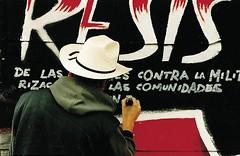 Banksy México 2001