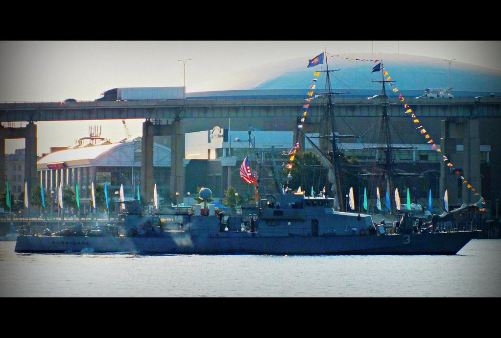 USS Huricane - Brig Niagara