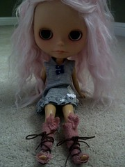 Cutsie outfit for Piper!